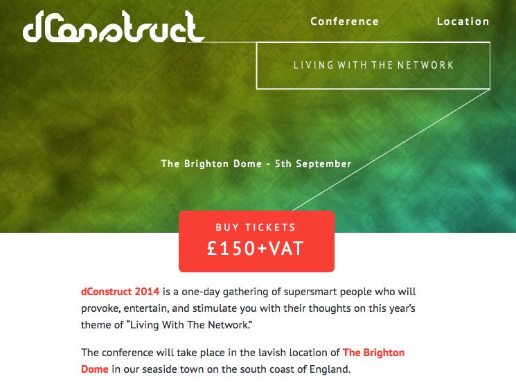 dConstruct 2014