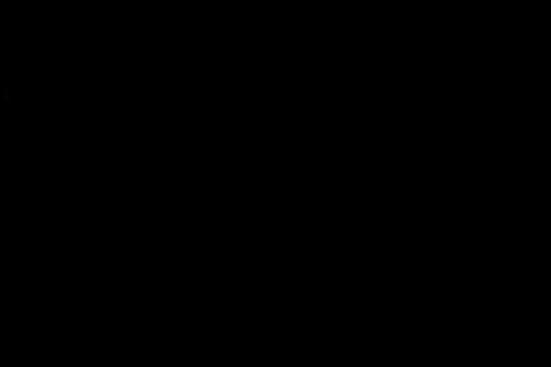 All-black dark shot