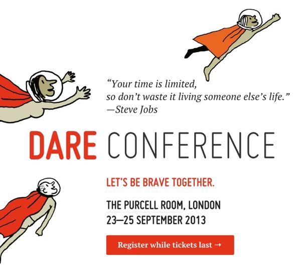 Dare conference 2013