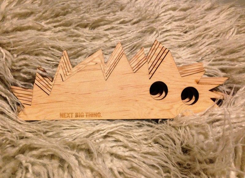Critters 2013 Next Big Thing award
